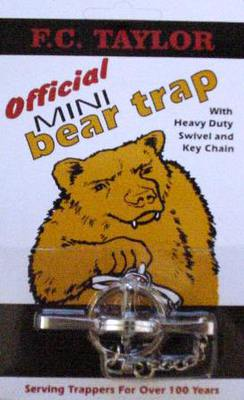 F.C. Taylor Official Mini Bear Trap #fctaylor